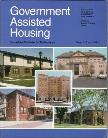 Government Assisted Housing Book Cover
